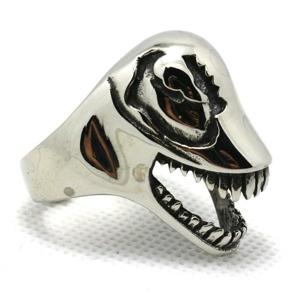 Smycken Fint och Billigt Alien Rider 316L Rostfritt Stål Ring
