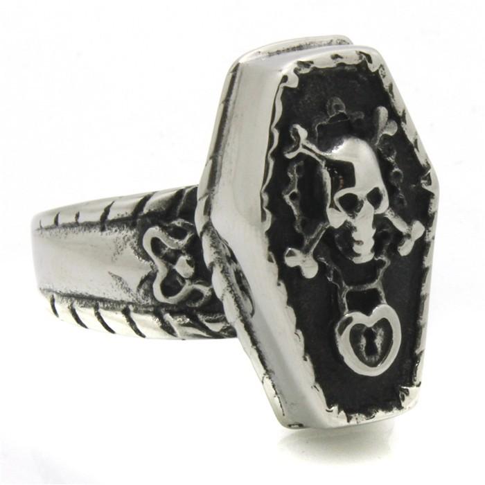 Smycken Fint och Billigt Next Life Rider 316L Rostfritt Stål Ring